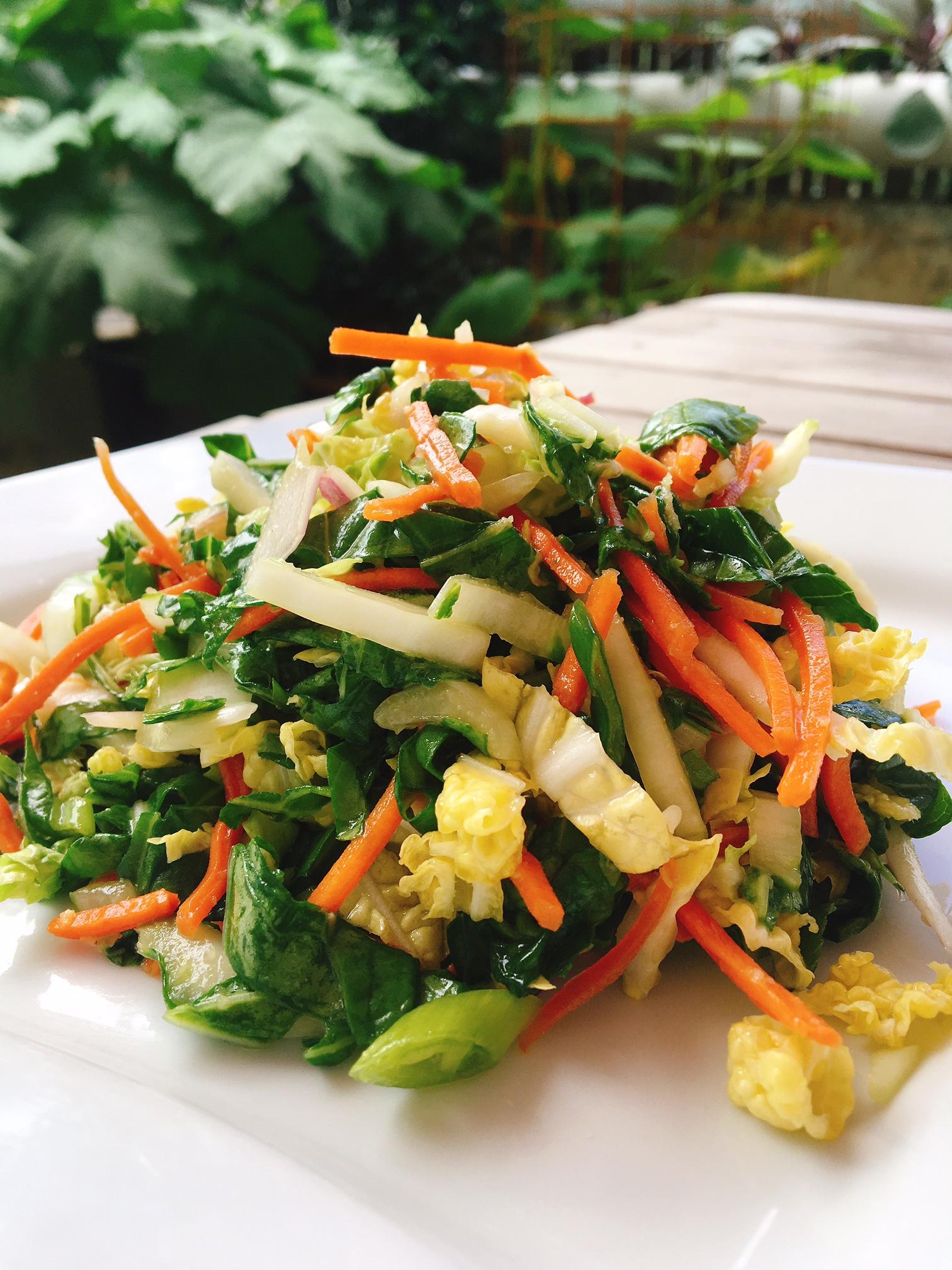 garden-to-table-orange-sesame-pak-choi-salad
