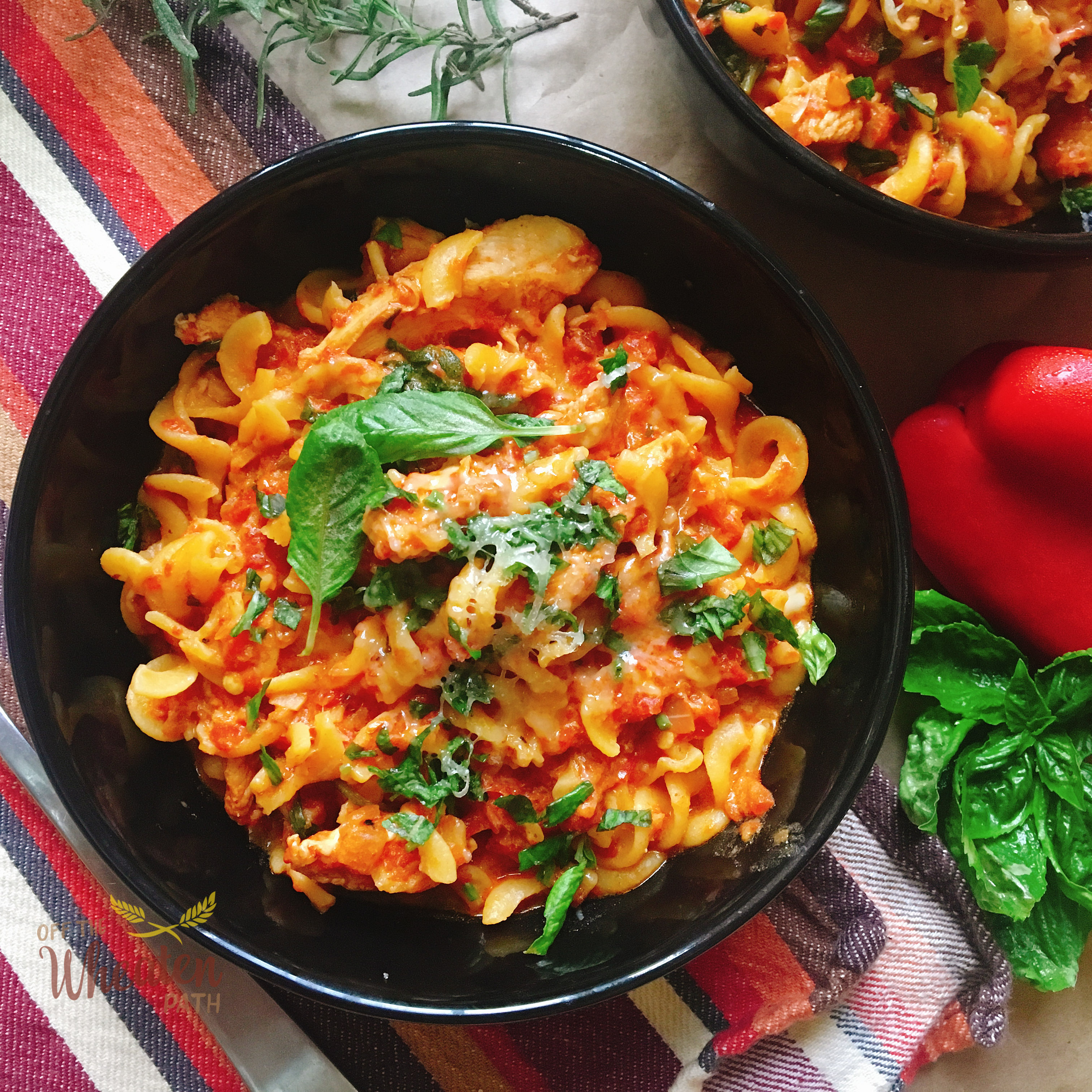 roasted-red-pepper-pasta