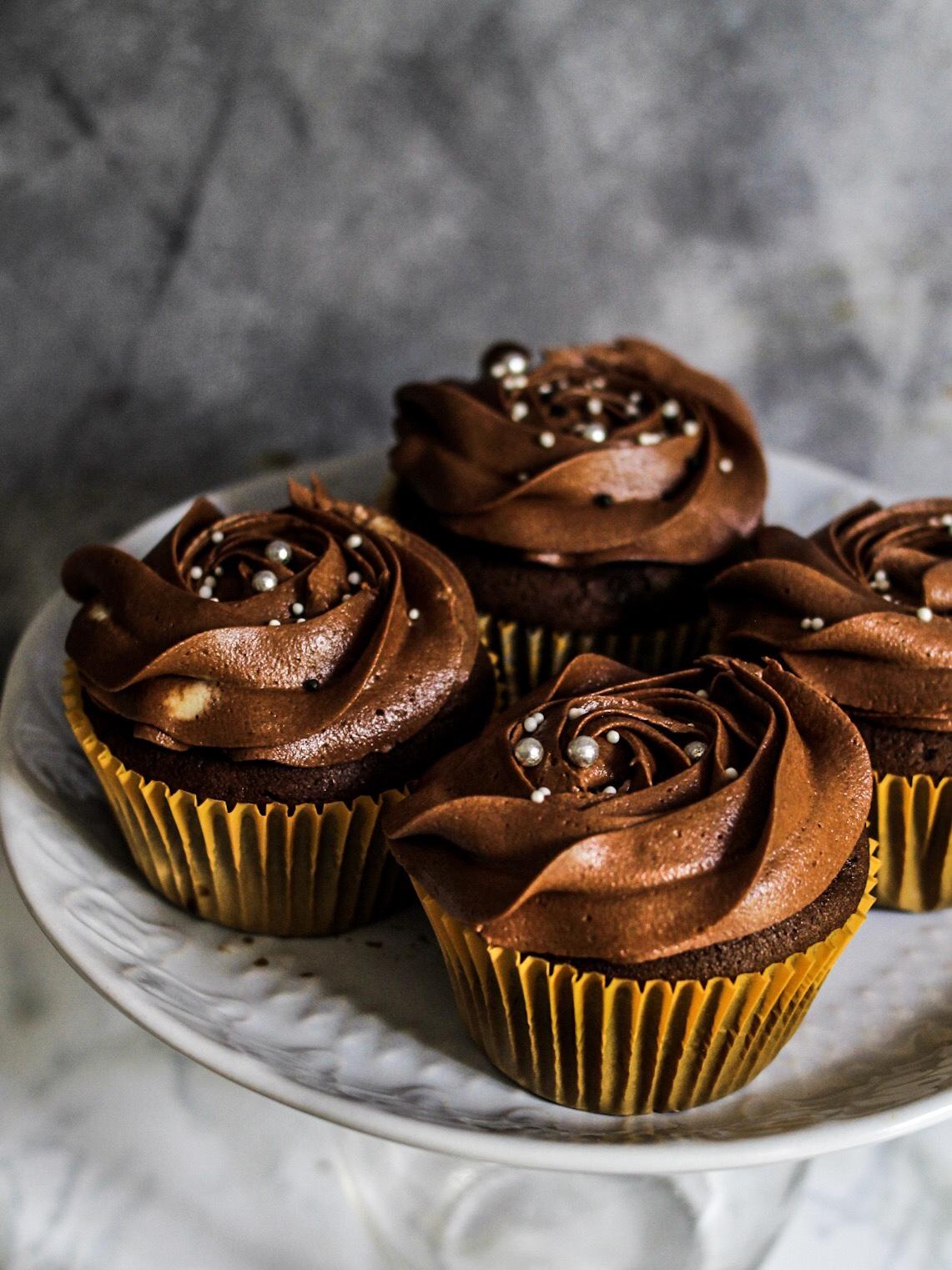 Gluten Free Patron Cupcakes