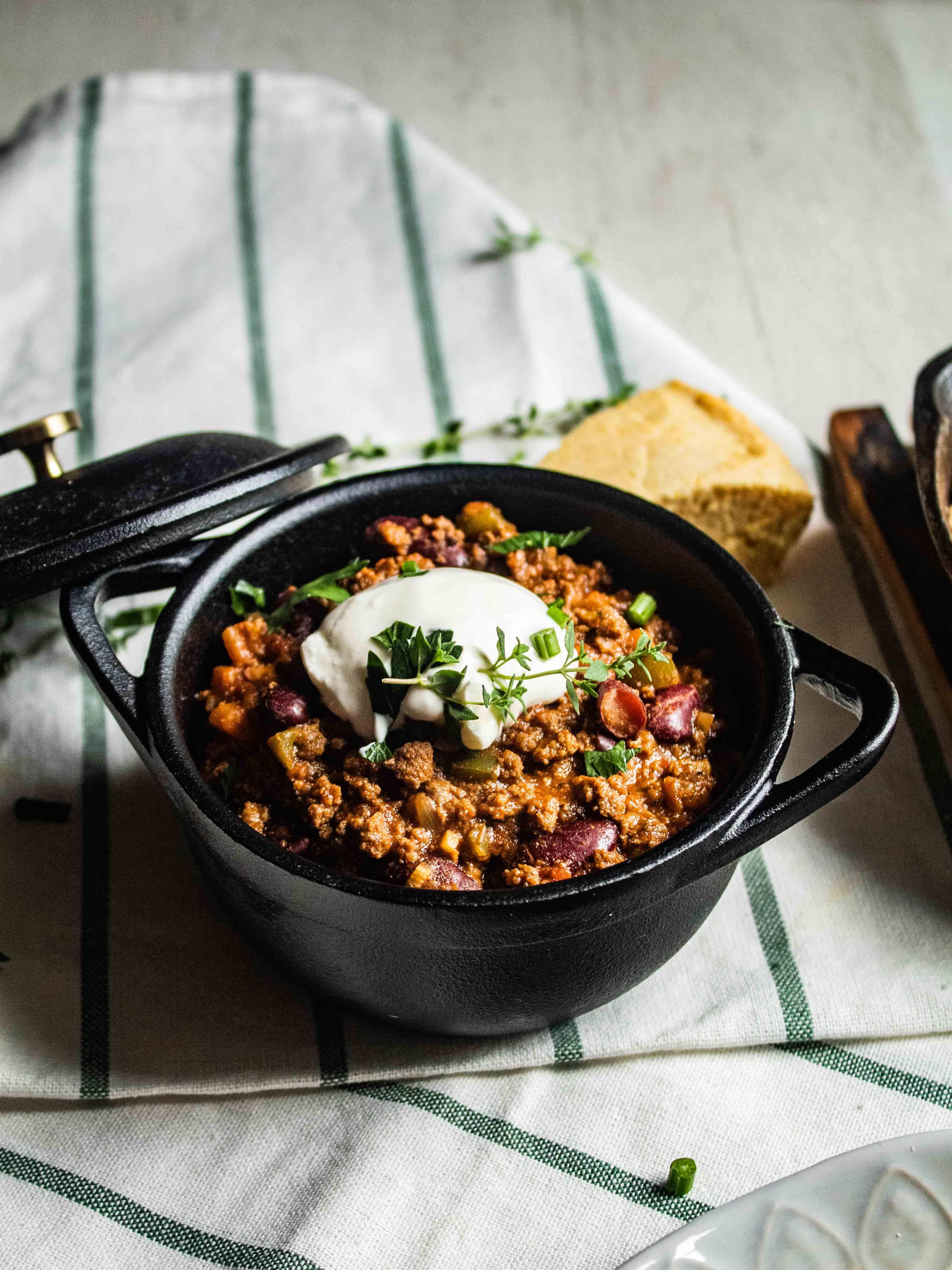 Gluten free Chili Con Carne