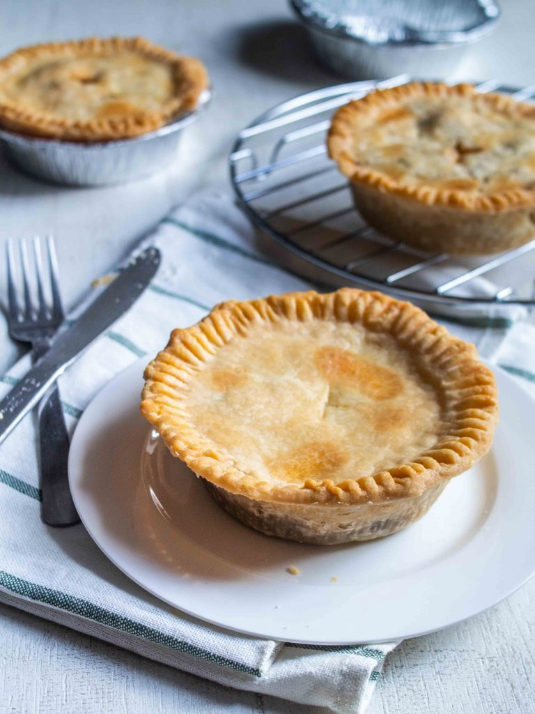 Gluten free Pot Pies