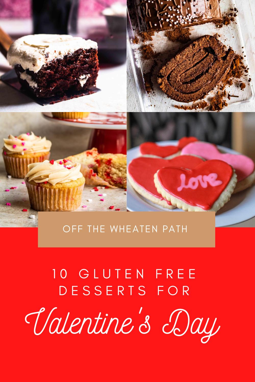 10 gluten free desserts to celebrate Valentine's Day